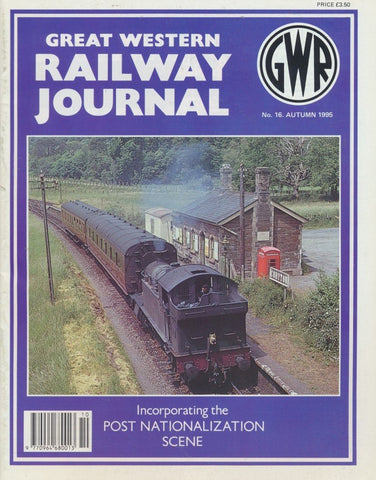 Great Western Railway Journal - Issue 16