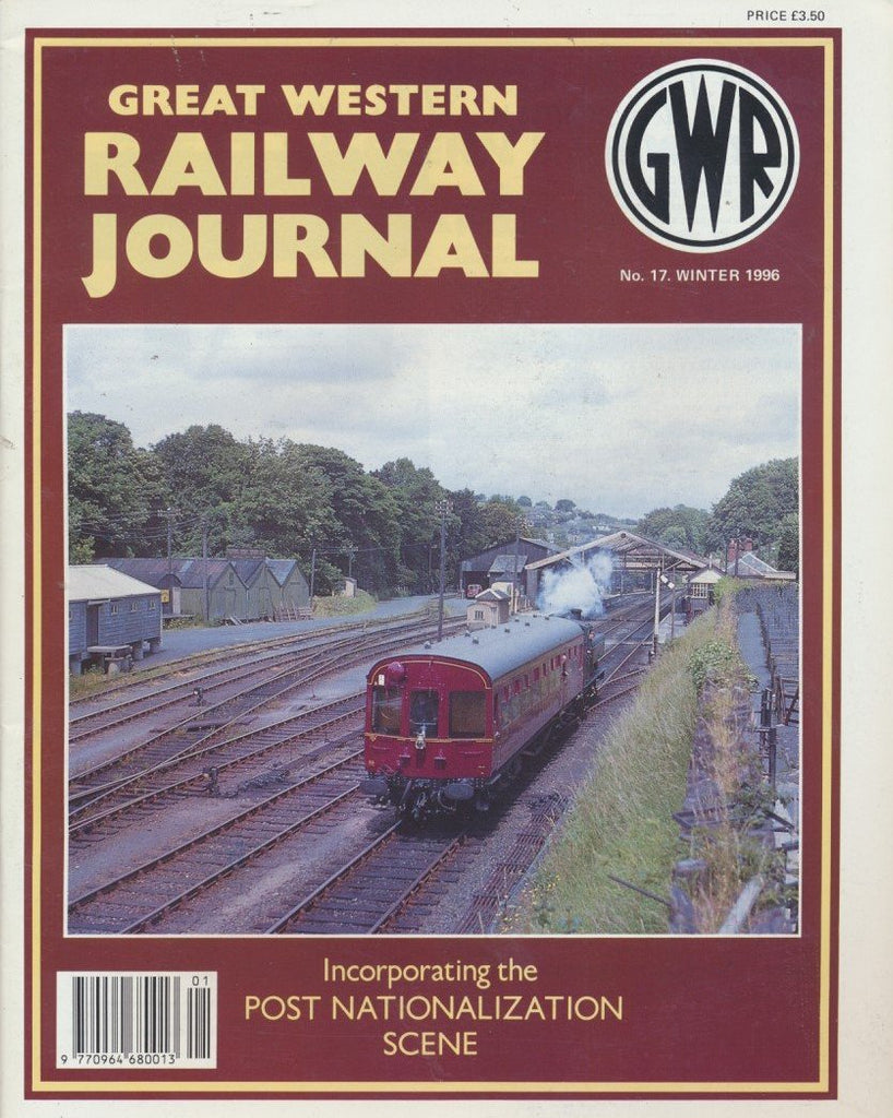 Great Western Railway Journal - Issue 17