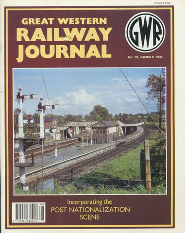 Great Western Railway Journal - Issue 19
