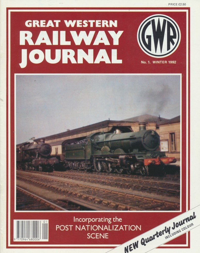 Great Western Railway Journal - Issue  1