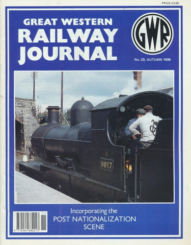 Great Western Railway Journal - Issue 20