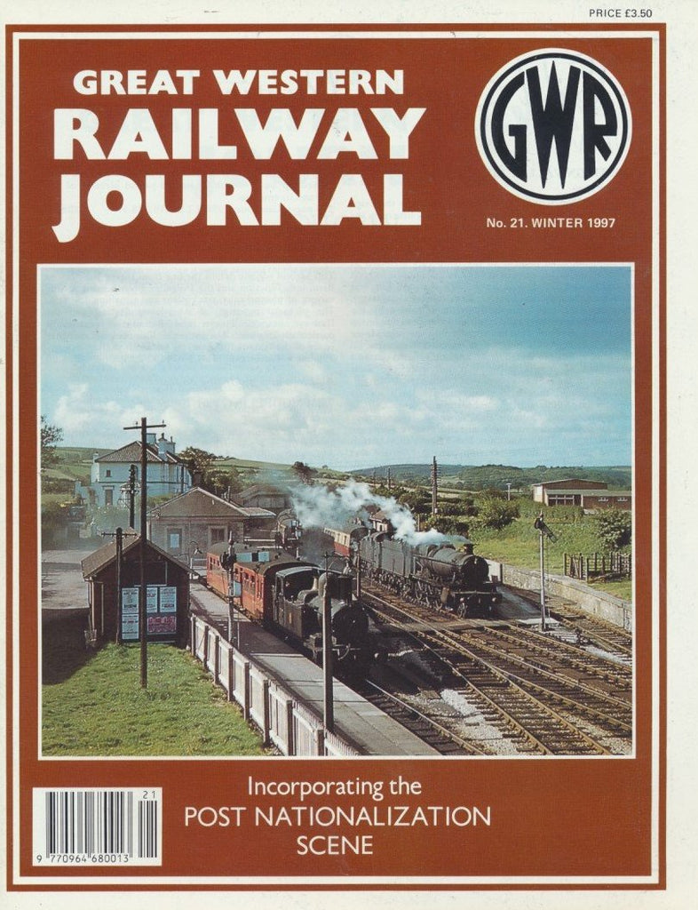 Great Western Railway Journal - Issue 21