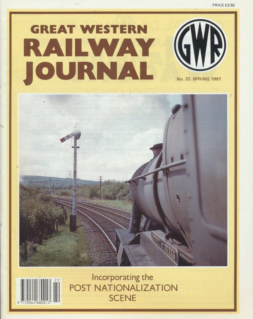 Great Western Railway Journal - Issue 22