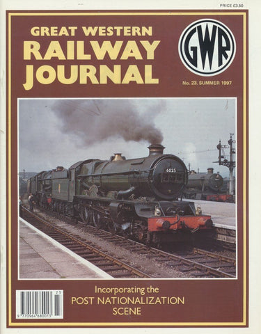 Great Western Railway Journal - Issue 23