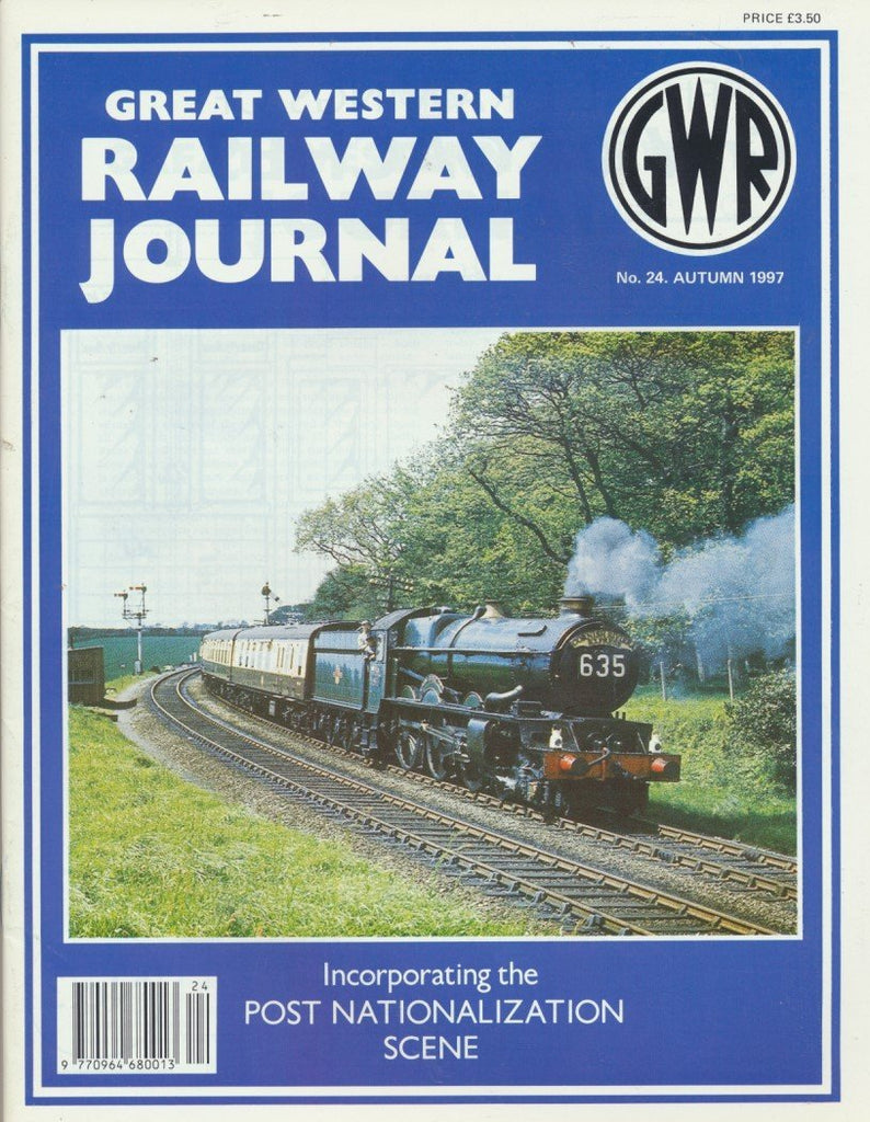 Great Western Railway Journal - Issue 24