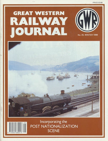 Great Western Railway Journal - Issue 25