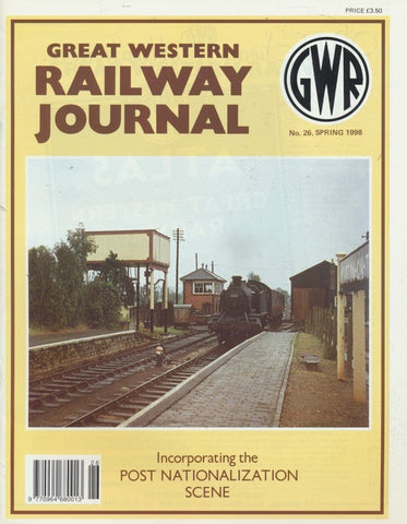 Great Western Railway Journal - Issue 26