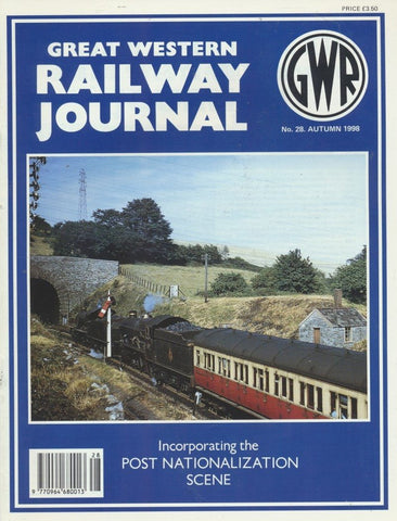 Great Western Railway Journal - Issue 28