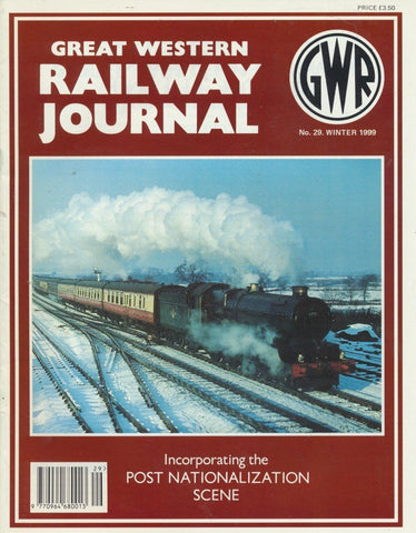 Great Western Railway Journal - Issue 29