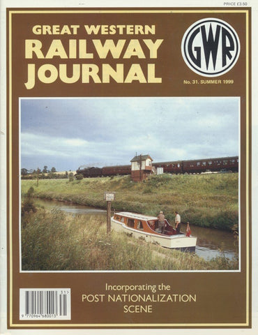 Great Western Railway Journal - Issue 31
