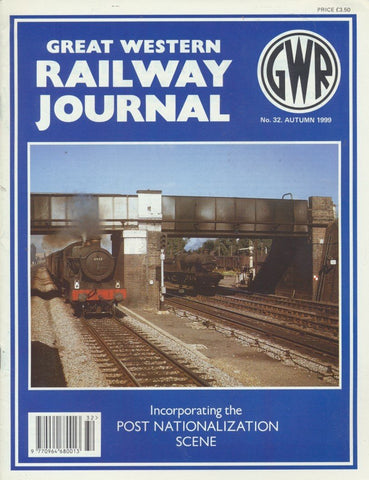 Great Western Railway Journal - Issue 32