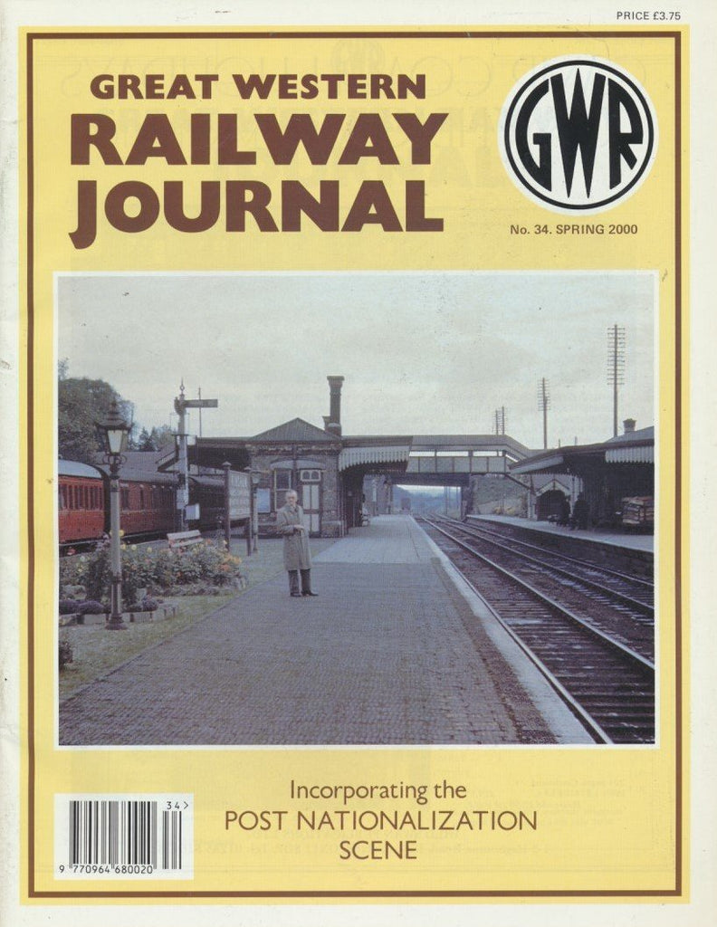 Great Western Railway Journal - Issue 34