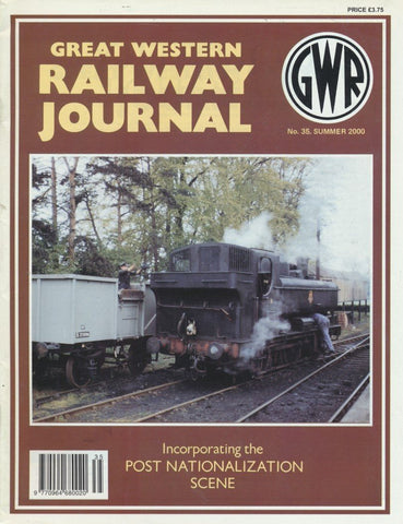 Great Western Railway Journal - Issue 35