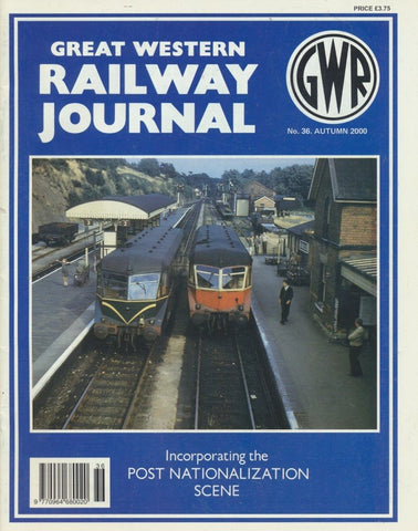 Great Western Railway Journal - Issue 36