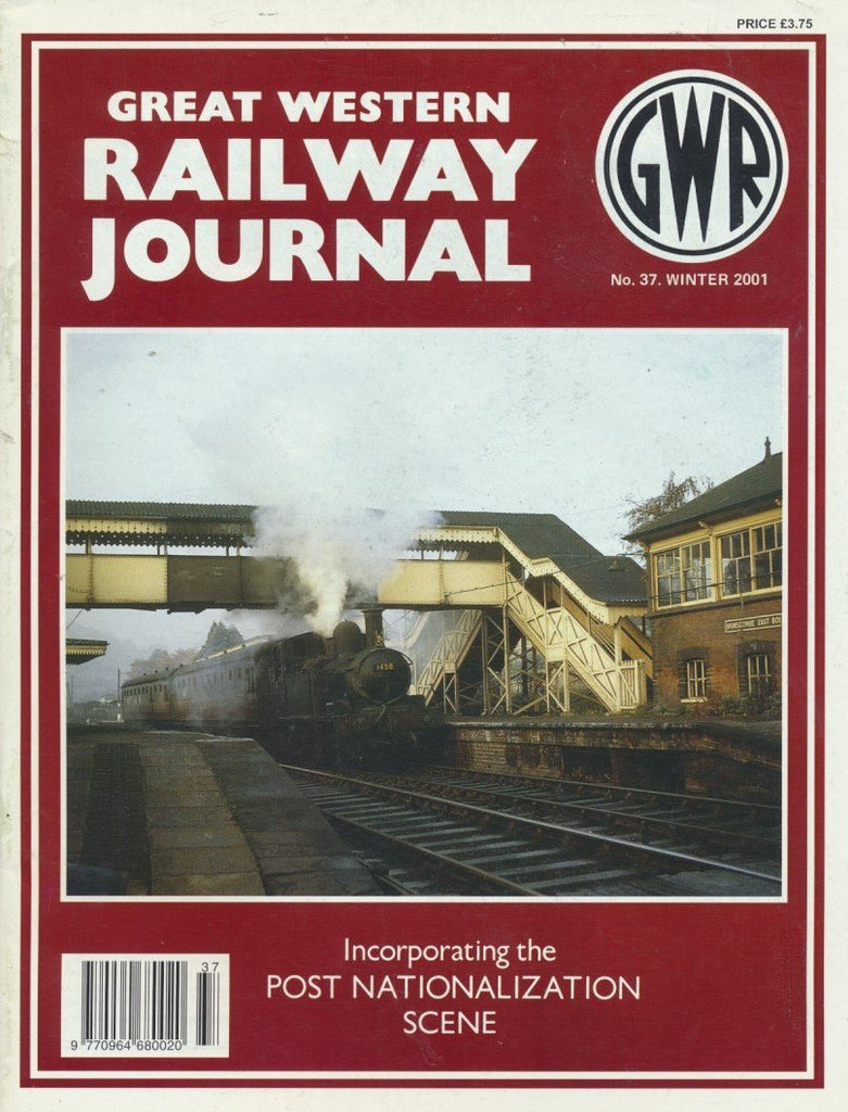 Great Western Railway Journal - Issue 37
