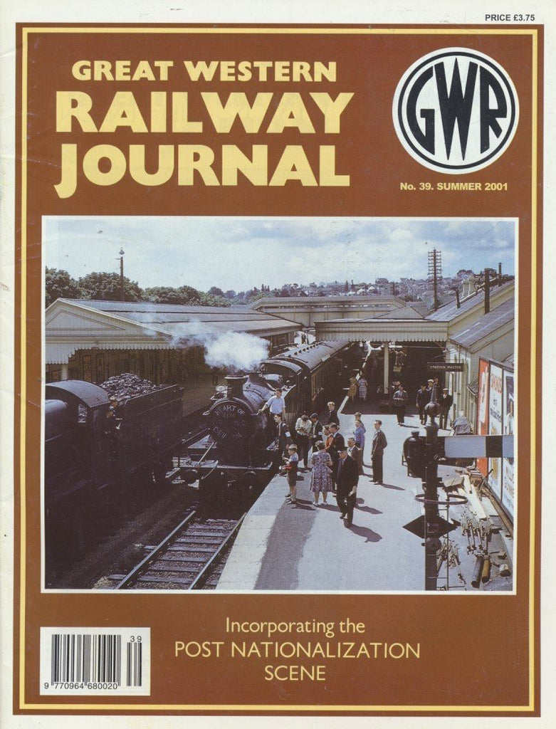 Great Western Railway Journal - Issue 39