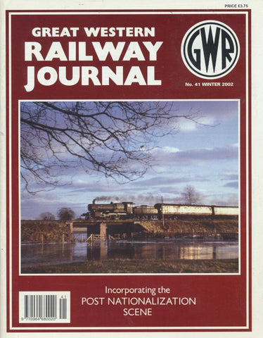 Great Western Railway Journal - Issue 41