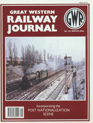 Great Western Railway Journal - Issue 49