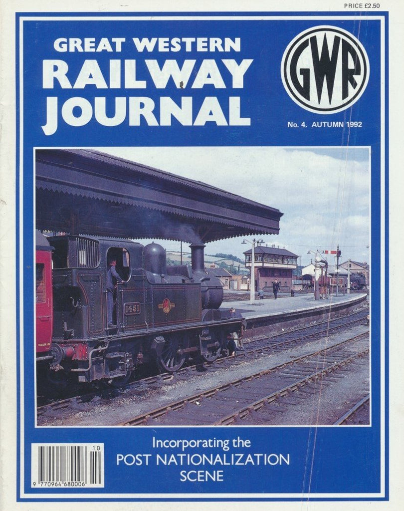 Great Western Railway Journal - Issue 4