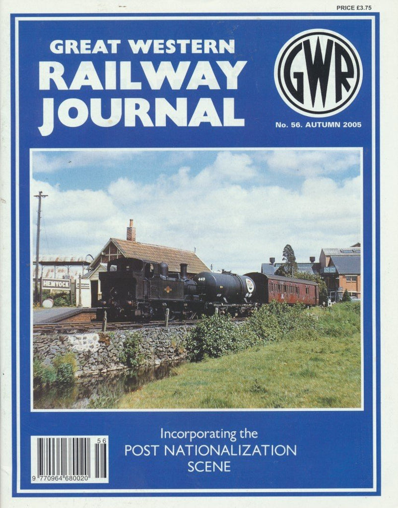 Great Western Railway Journal - Issue 56