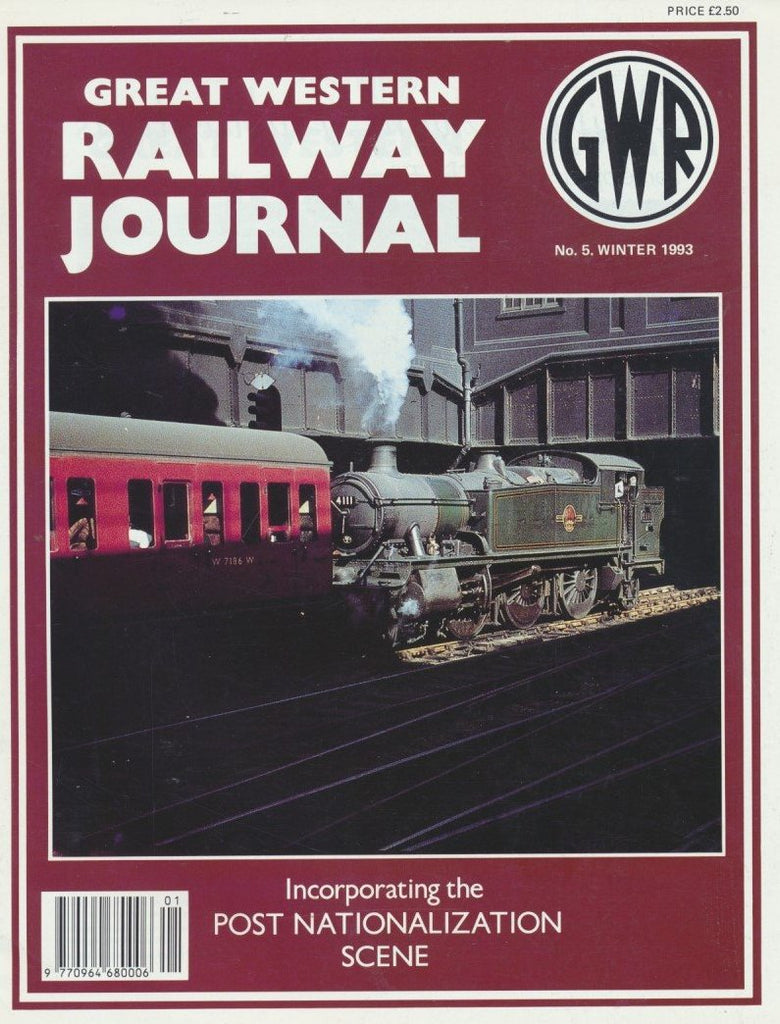 Great Western Railway Journal - Issue  5