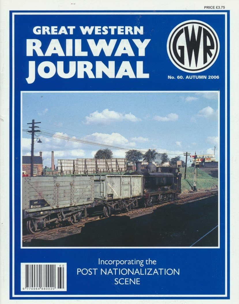 Great Western Railway Journal - Issue 60