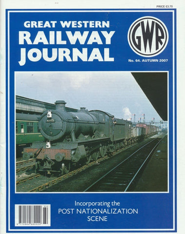 Great Western Railway Journal - Issue 64