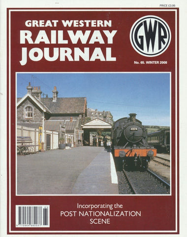 Great Western Railway Journal - Issue 65