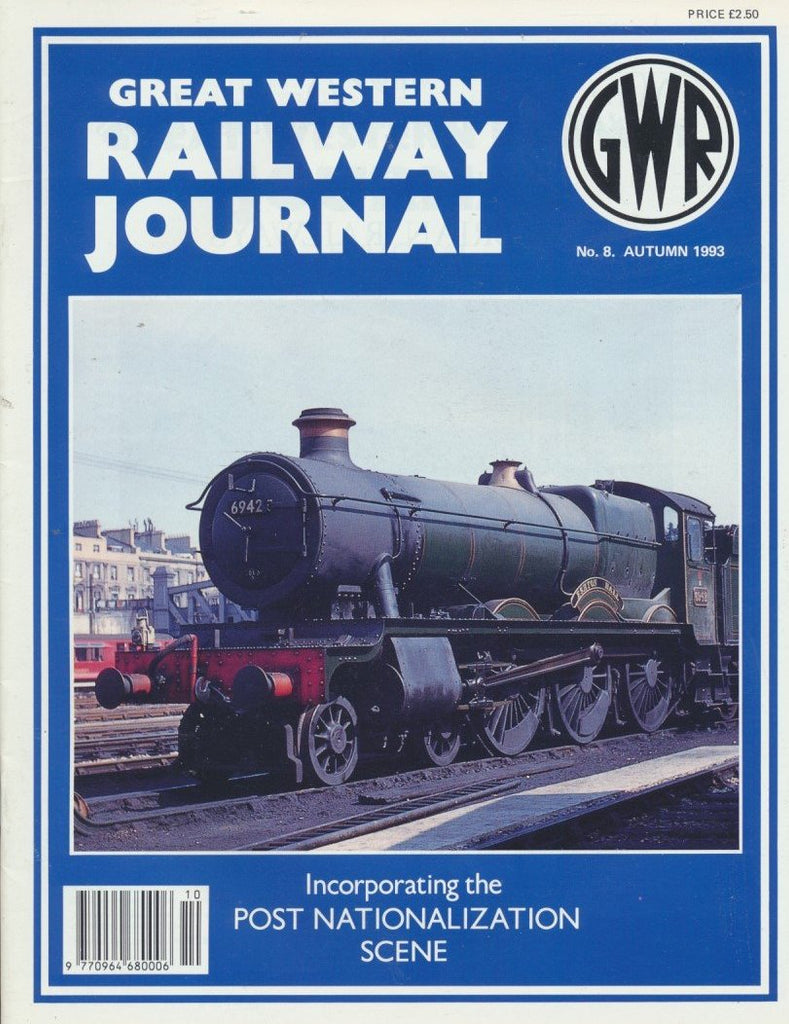 Great Western Railway Journal - Issue  8