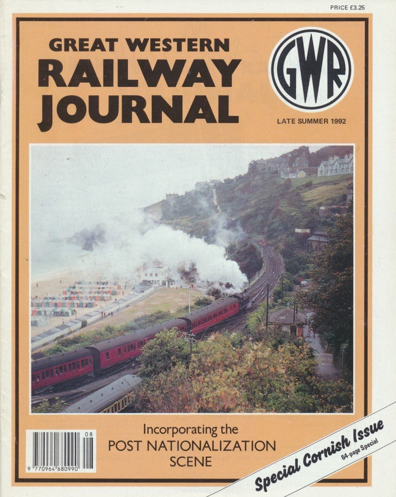 Great Western Railway Journal - Special Cornish Issue