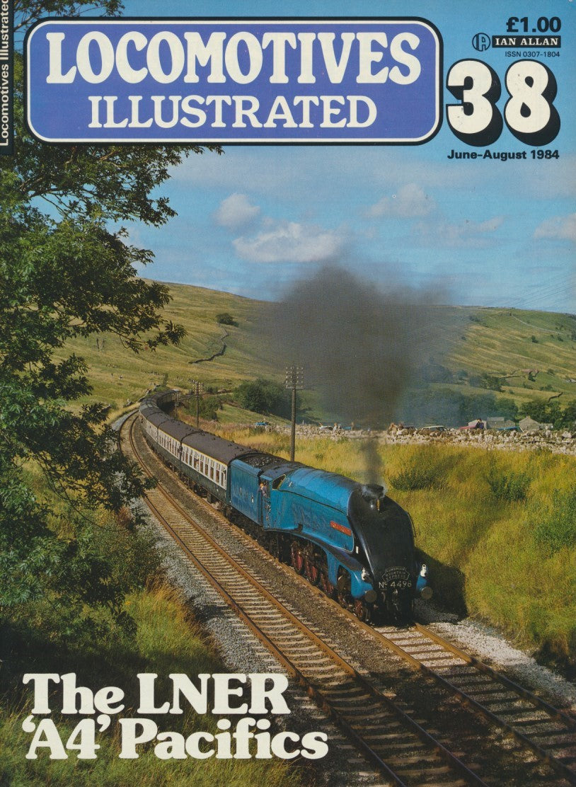 Locomotives Illustrated - Issue  38