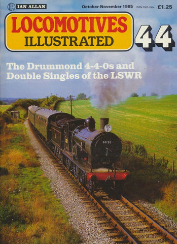Locomotives Illustrated - Issue  44