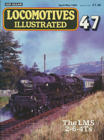 Locomotives Illustrated - Issue  47