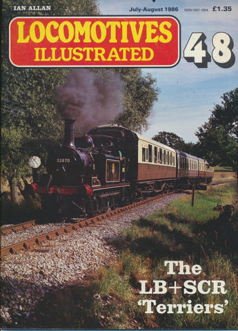Locomotives Illustrated - Issue  48