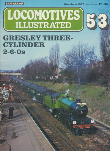 Locomotives Illustrated - Issue  53