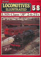 Locomotives Illustrated - Issue  58