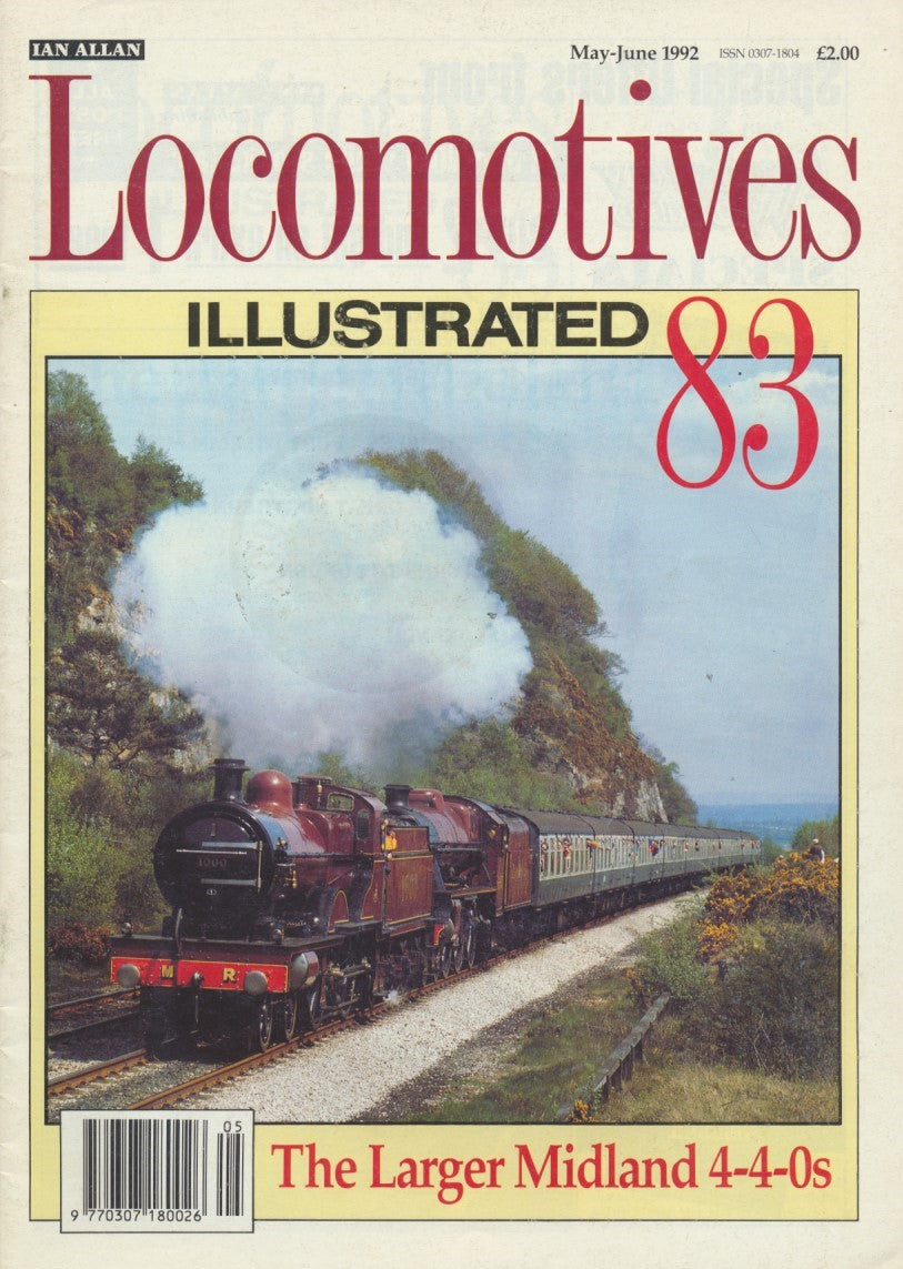 Locomotives Illustrated - Issue  83