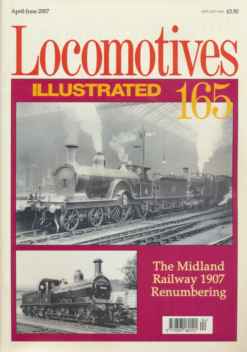 Locomotives Illustrated - Issue 165