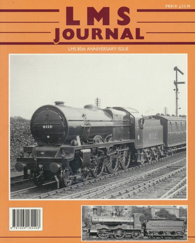 L.M.S. Journal - LMS 85th Anniversary Issue