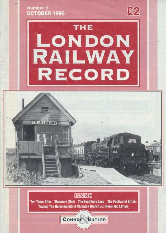 London Railway Record - Number  9