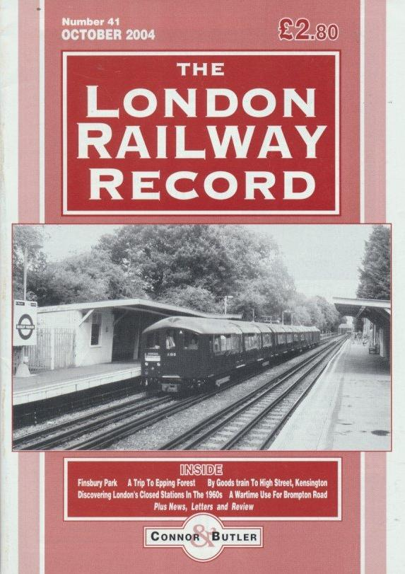 London Railway Record - Number 41