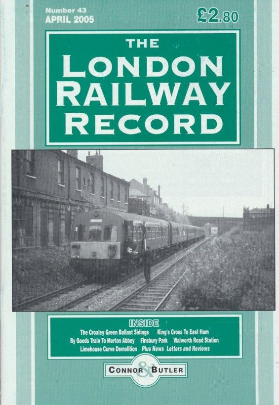 London Railway Record - Number 43