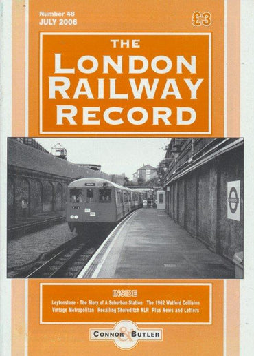 London Railway Record - Number 48