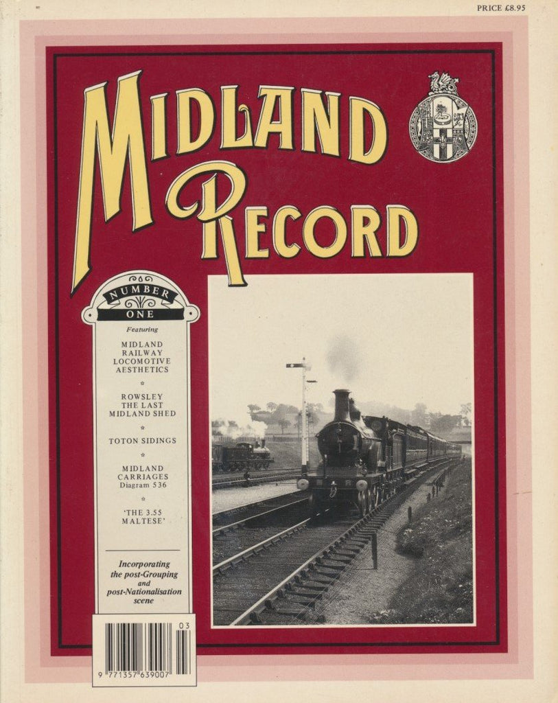 Midland Record - Number  1