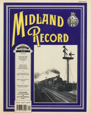 Midland Record - Number  6