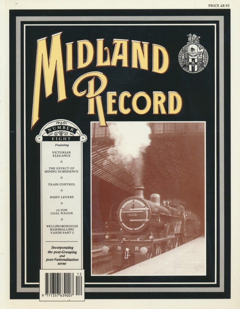 Midland Record - Number  8