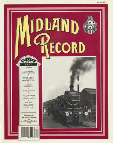 Midland Record - Number  9