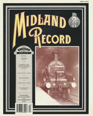 Midland Record - Number 12