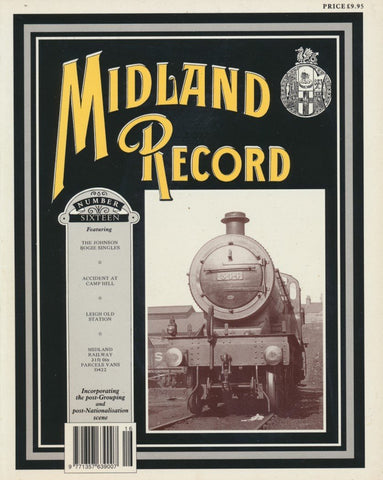 Midland Record - Number 16