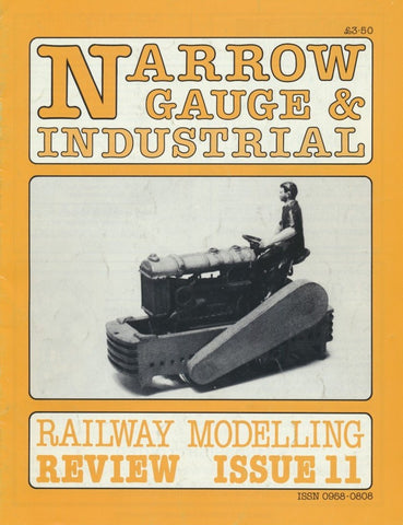 Narrow Gauge & Industrial Railway Modelling Review - Issue  11